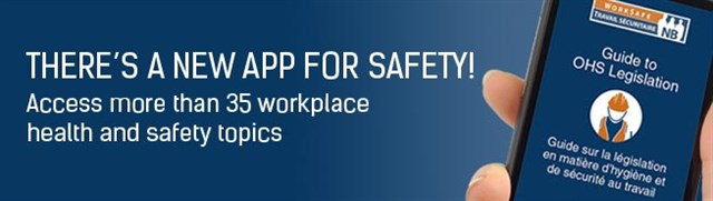 WorkSafeNB new app for safety
