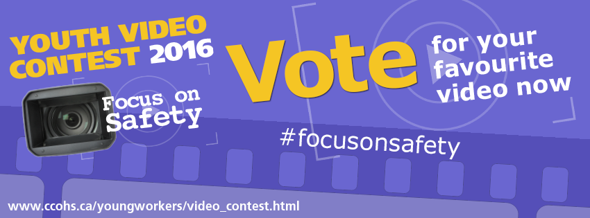 CCOHS 2016 Youth Video Contest
