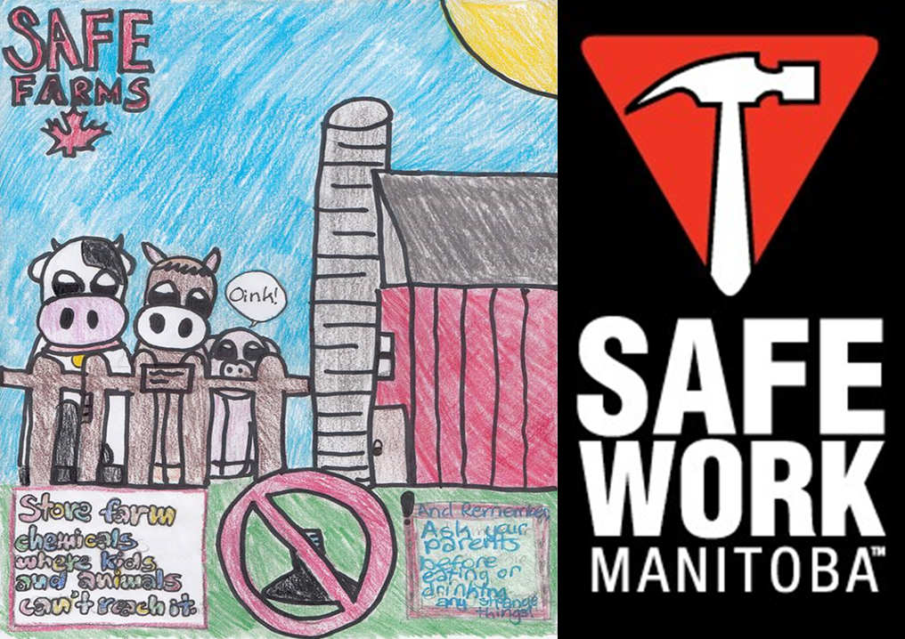 SafeWork MB Colouring Contest
