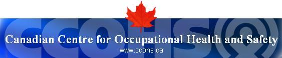 CCOHS Banner